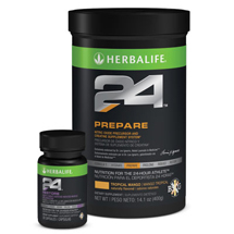 Herbalife 24 Prepare and Herbalife 24 Restore